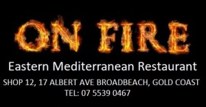 On Fire Restaurant